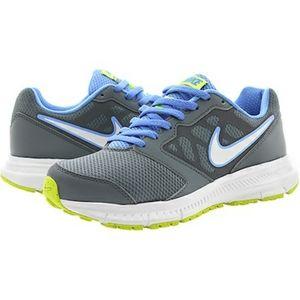 NIKE Mesh Neon Tennis Shoes LIKE NEW!